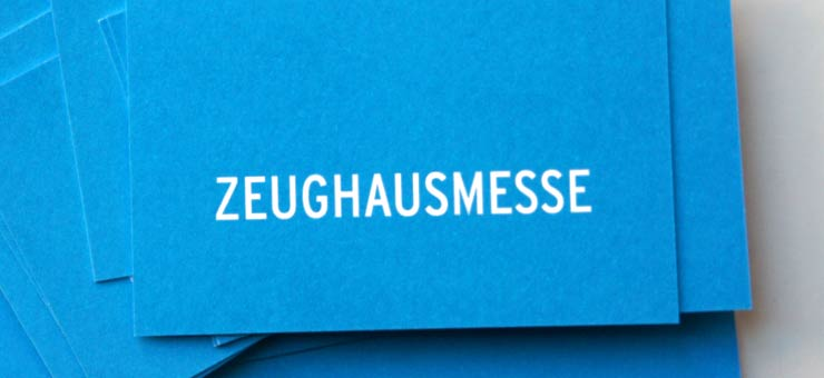 Zeughausmesse – Decorative Arts Fair