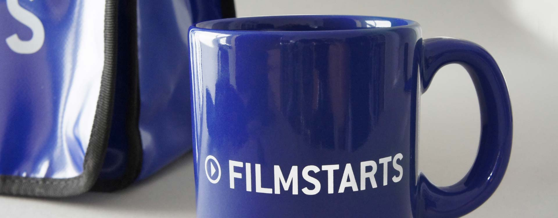Mousepad with Filmstarts logo